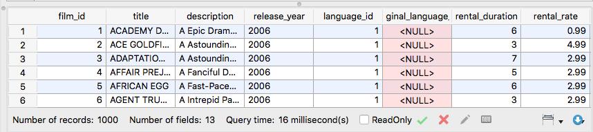 SQL Editor - Results Area Help [Valentina Database Wiki v7]