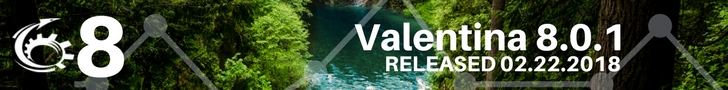 Valentina Release 8.0.1 Now Available