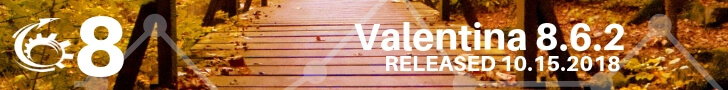 Valentina 8.6.2 Enhances Report Editor, New Report Feature & ODBC Improvements